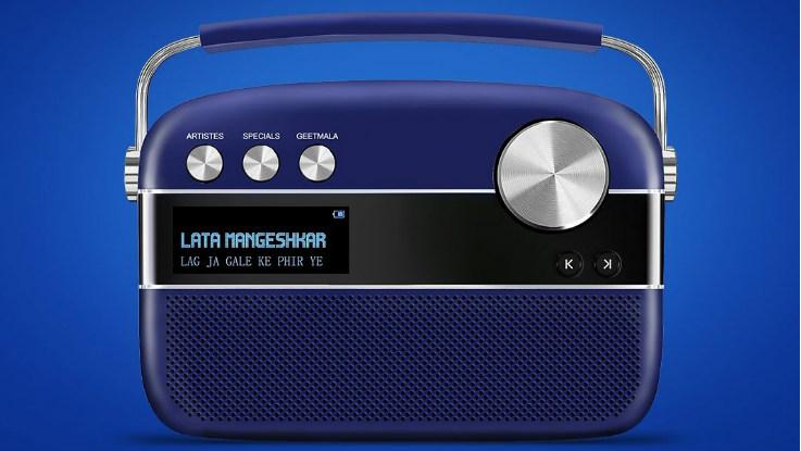 Saregama Carvaan Premium audio digital player launched in India for Rs 7390