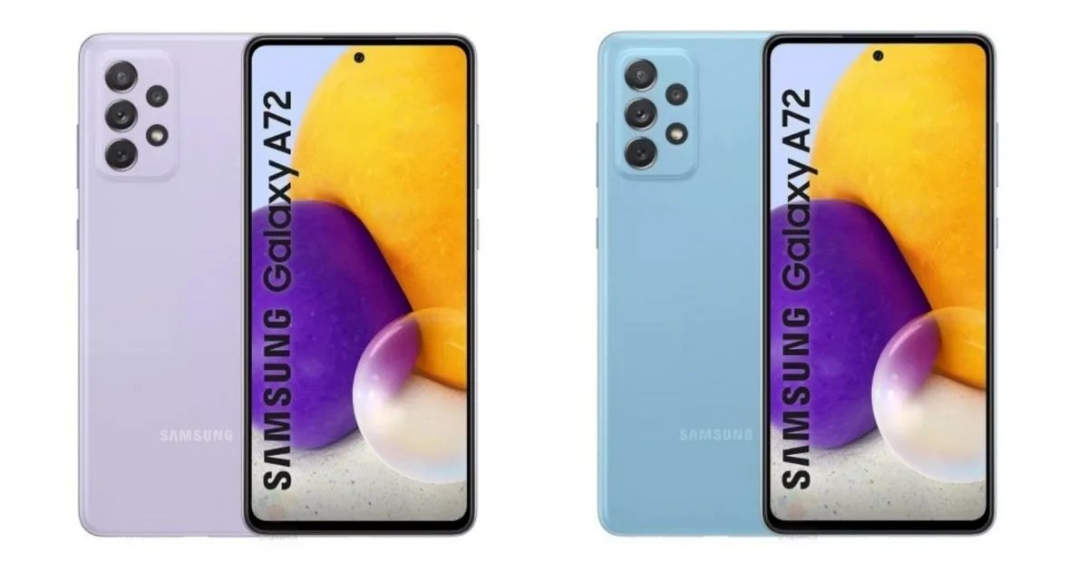 Samsung Galaxy A52, Galaxy A72 tipped to launch in India next month