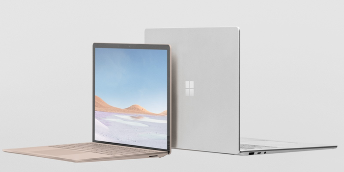 Microsoft Budget Surface Laptop in the making