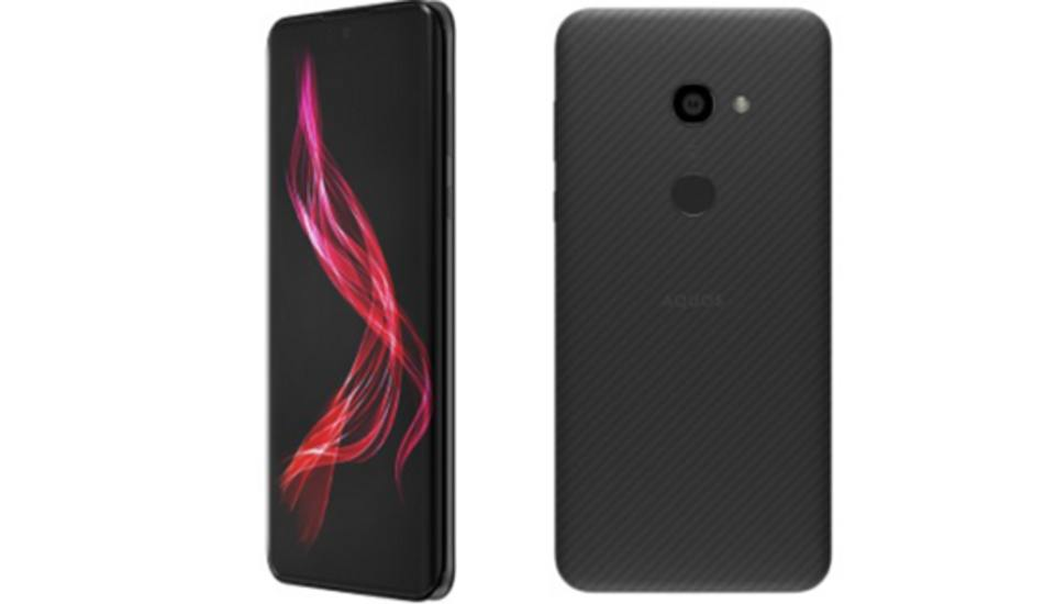 Sharp Aquos Zero launched with 6.22-inch OLED WQHD+ display, Snapdragon 845 SoC