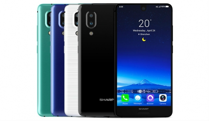 Sharp Aquos S3 with bezel-less design set to launch on January 16