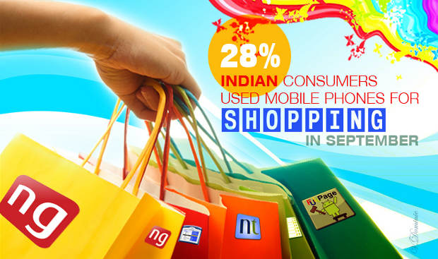 28% Indian consumers shop using mobiles: Survey