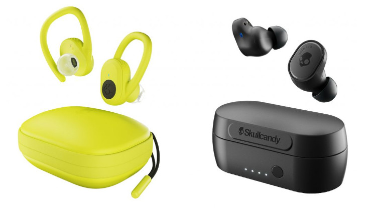 Skullcandy introduces new range of wireless earbuds