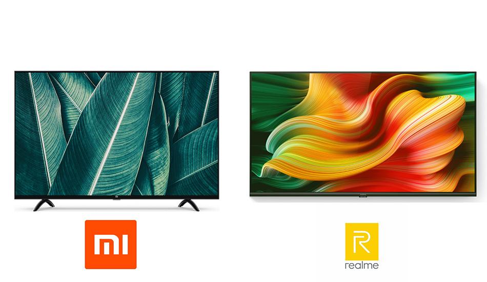 Xiaomi Mi TV 4A Pro 43 vs Realme Smart TV 43: Which smart TV worth the money?