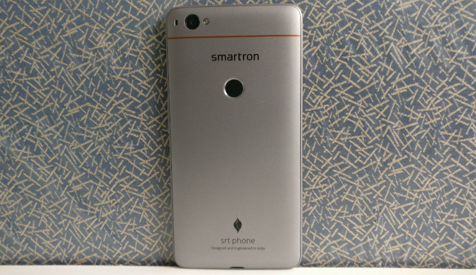 Smartron srt.phone Review: Finally an Indian company awakes to Chinese competition