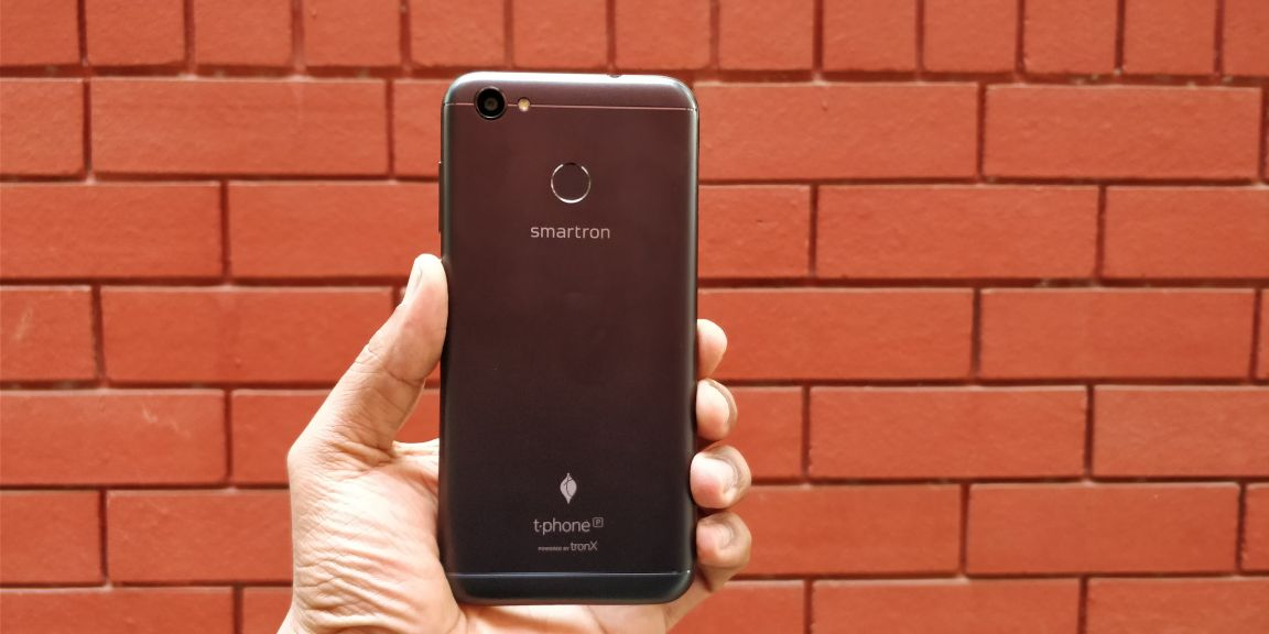 Smartron t.phone P review: A phone with big battery backup!