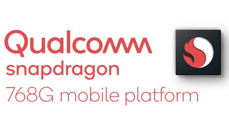 Qualcomm Snapdragon 768G mobile platform announced