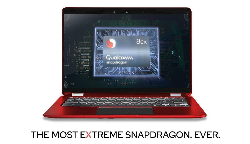 Qualcomm announces Snapdragon 8cx Compute Platform to power Windows 10 PCs