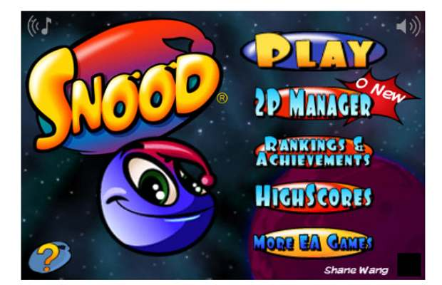 Popular game Snood coming to Android soon