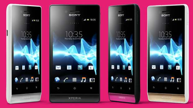Sony slashes prices of its Android smartphones