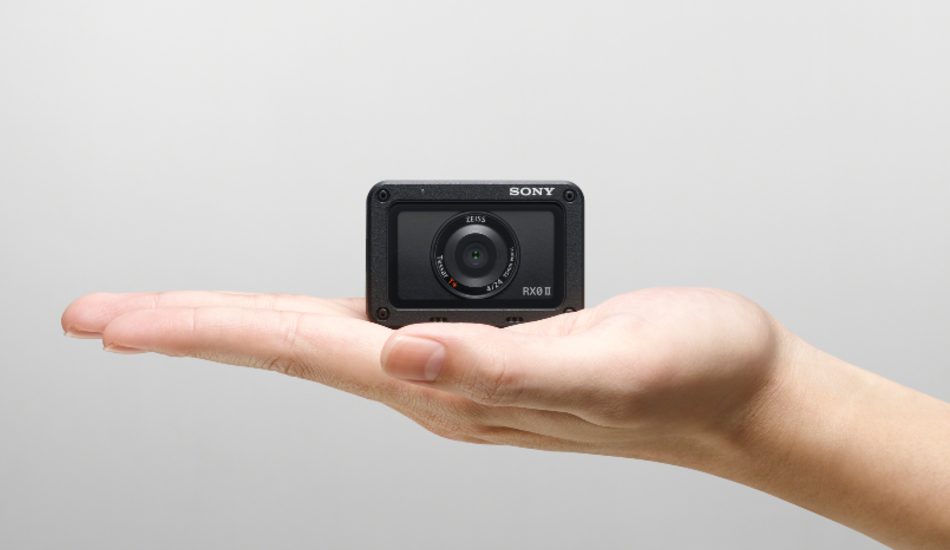 Sony RX0 II action camera announced with 4K @ 30fps video support