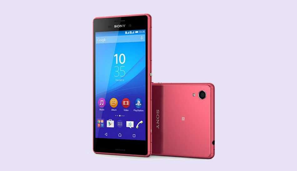 Sony Xperia Aqua M4 coming soon, claims Mumbai seller