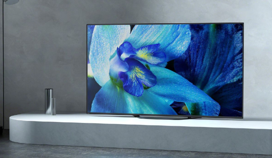Sony unveils A9G, A8G Bravia OLED TVs in India, price starting at Rs 2,19,900