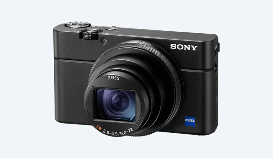 Sony RX100 VII compact camera launched in India for Rs 96,990