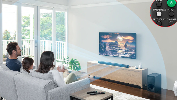 Sony HT-G700 soundbar launched in India