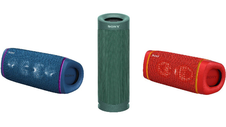 Sony introduces new range of wireless speakers in India