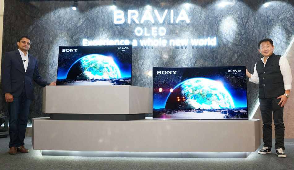 Sony launches 85-Inch Z8H 8K television in India for Rs 1,399,990