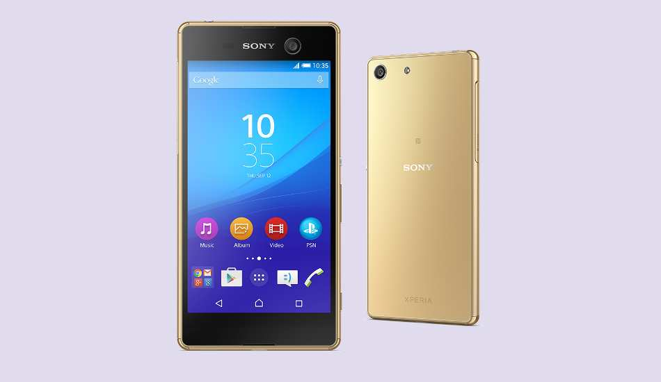 Sony Xperia M5, C5 Ultra smartphones announced with 13 MP front camera