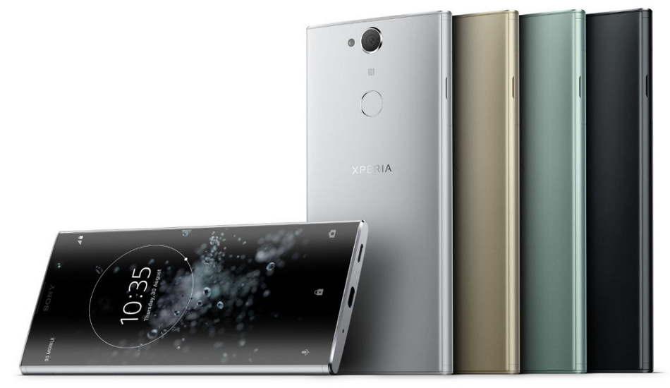 Sony Xperia XA2 Plus launched in Taiwan