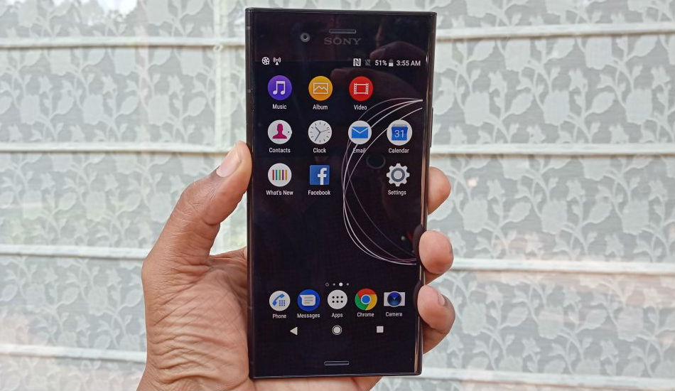 Sony Xperia XZ1 First Impressions: Finally, a true flagship from Sony?