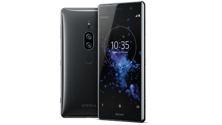 Sony rolls out Android Pie update for Xperia XZ2 Premium