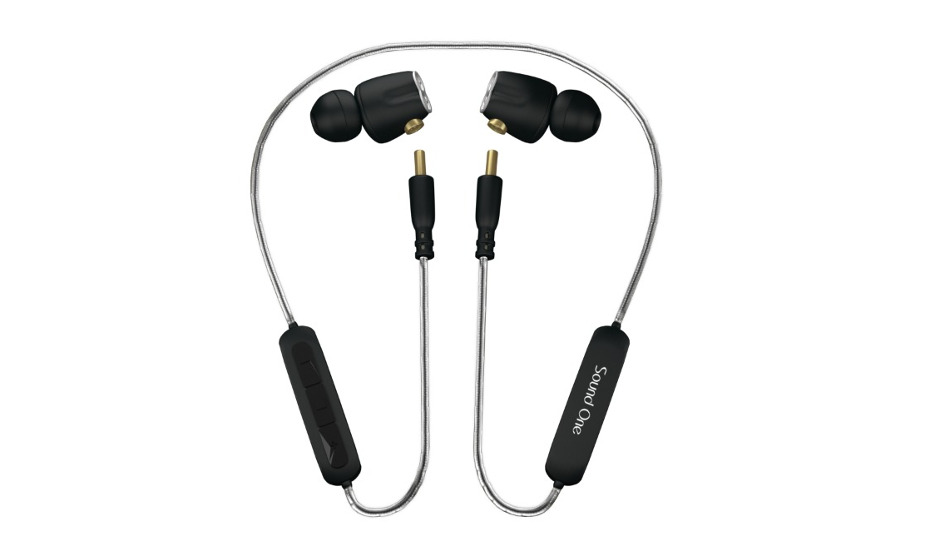 Sound One launches detachable Bluetooth earphones in India for Rs 1690