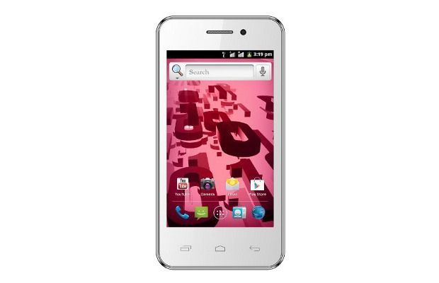 Spice to launch 4 inch Smart Flo Pace Mi 422 soon