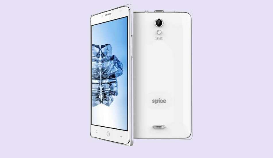 Spice Stellar 524 with 13 MP camera available for Rs 8,899