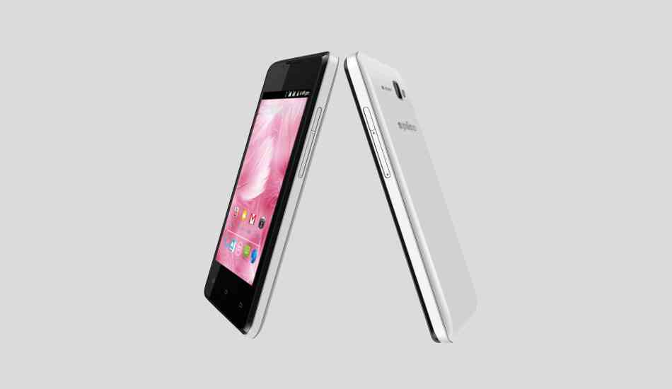 Spice Stellar Glide Mi-438 unveiled for Rs 5,199