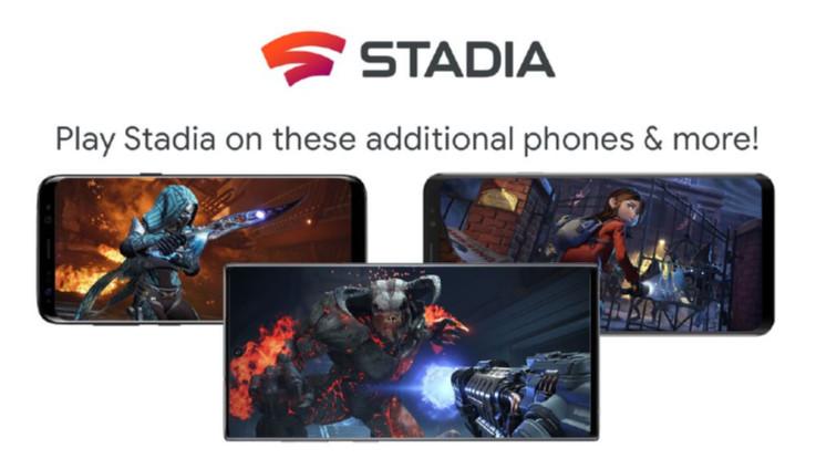 Google Stadia platform works on more Android phones - Check full list here