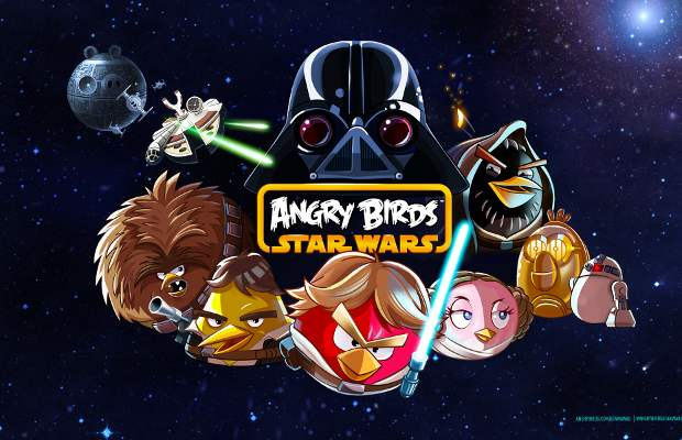 Angry Birds Star Wars due on November 8