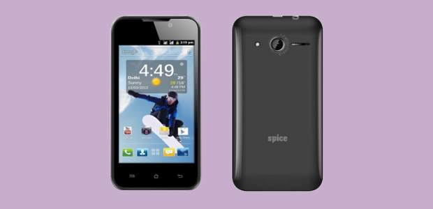 Spice Stellar Nhance 2 Mi-437 now available for Rs 5,899