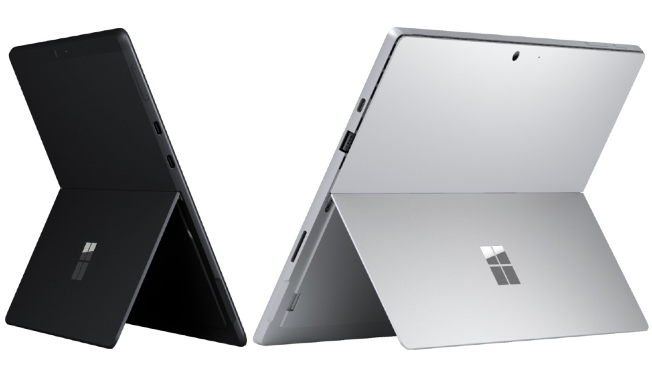 Microsoft Surface Pro 7, Surface Laptop 3, Surface 2-in-1 images leaked