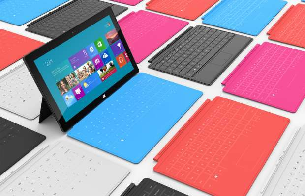 Next Microsoft tablet might have a 7.5 inch display