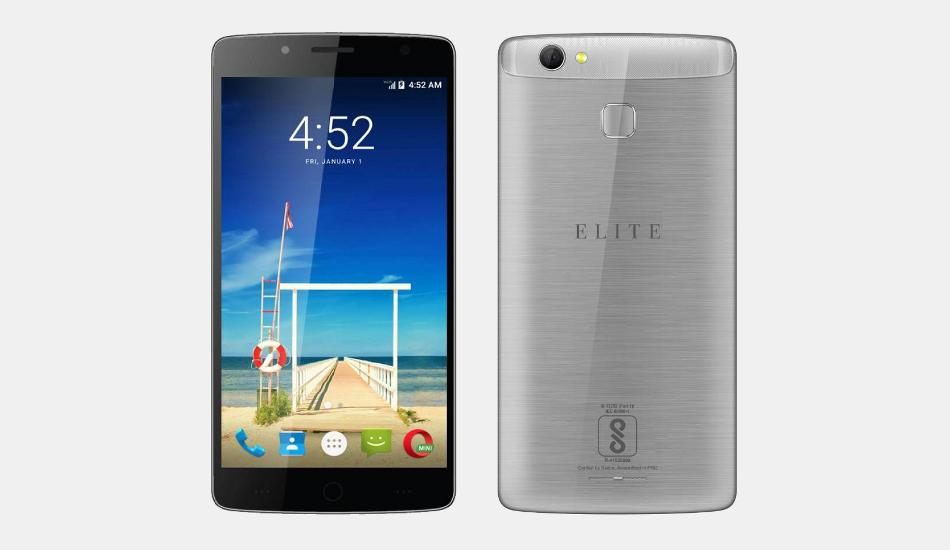 Swipe Elite Sense with HD display, 3GB RAM launched at Rs 7,499