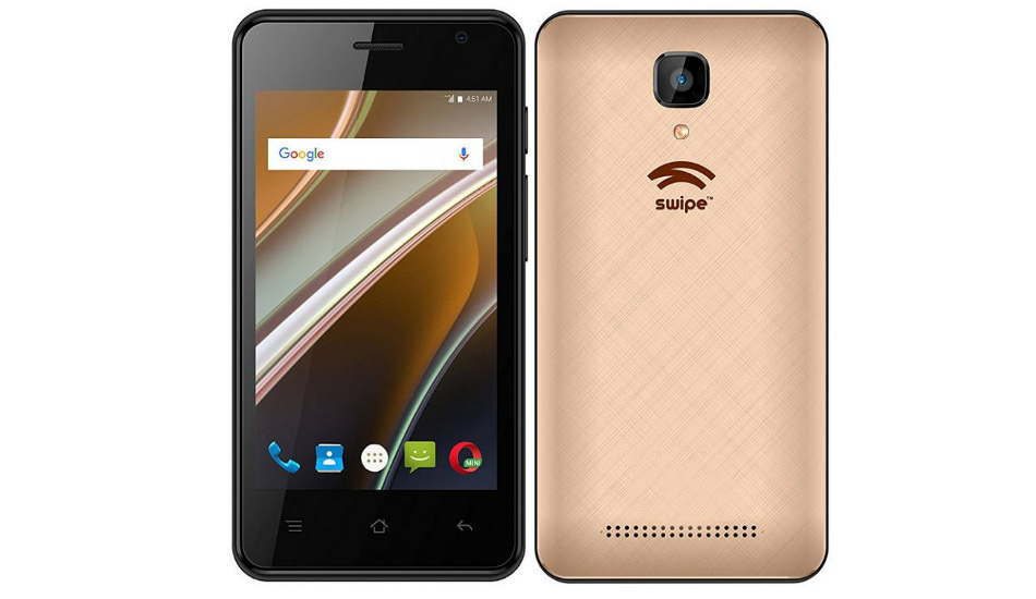 Swipe Neo Power with 4G VoLTE and quad-core CPU launched at Rs 2,999