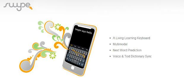 Swype launched with Hinglish support