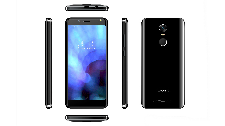 Tambo Mobile introduces TA-3 with 4.95-inch 18:9 display, MediaTek SoC in India for Rs 4,999