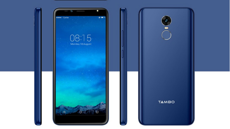 Tambo TA 4 with a 5.45-inch display, 5MP selfie camera launched in India for Rs 6,999