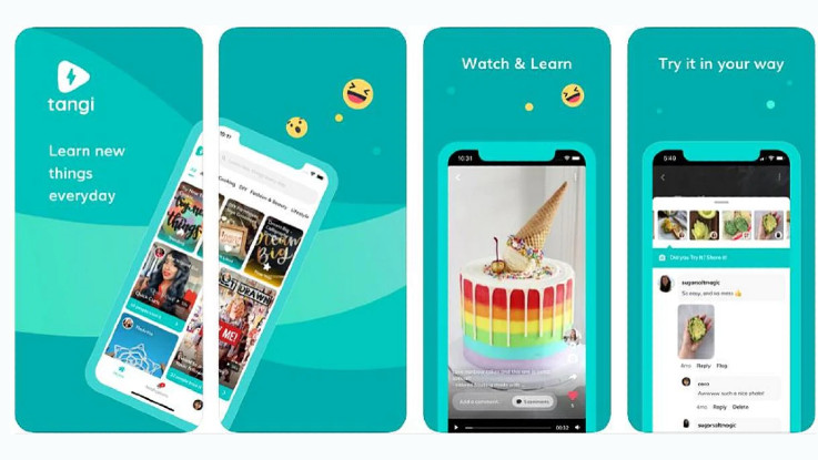 Google's Tangi is short-form video app to help you learn new things