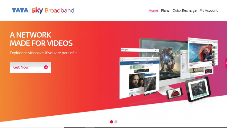 Tata Sky broadband to have FUP limit on unlimited data plans