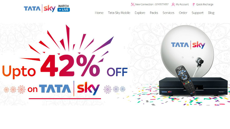 Tata Sky offers up to 44 percent discount for new subscribers: Report