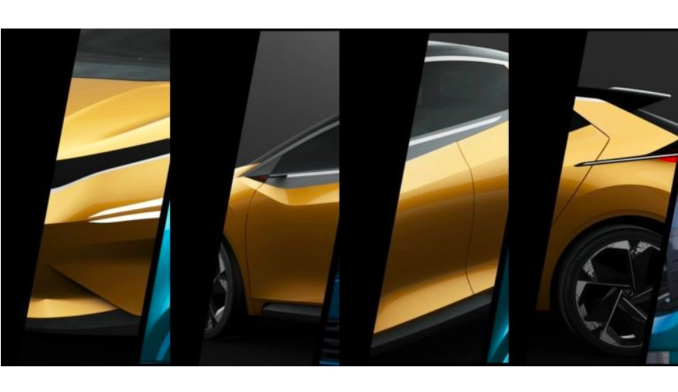 A teaser from Tata Motors: Will showcase  X451 Premium Hatchback car at the Auto Expo 2018