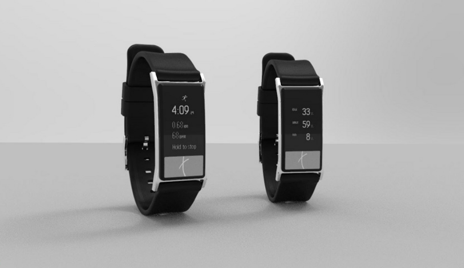 Smartron tband launched in India with BP, ECG monitoring