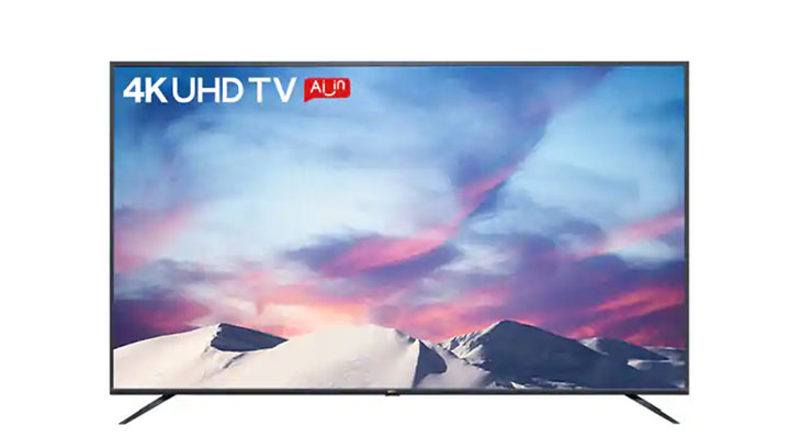 TCL 85-inch P8M 4K AI Android 9 TV launched in India