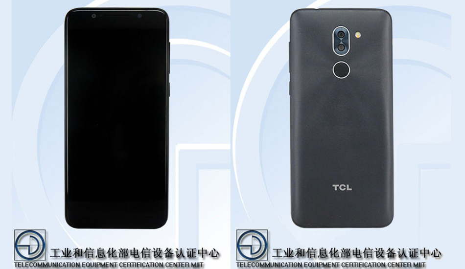 TCL V760 with 5.7-inch bezel-less display and dual rear cameras surfaces