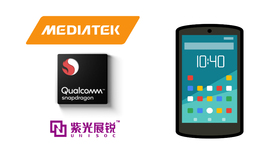 42.2 Percent smartphones sold in India are powered by Mediatek