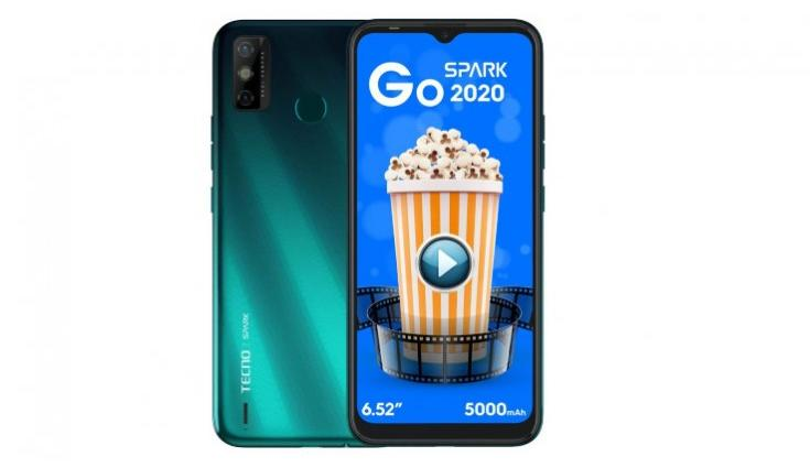 Tecno Spark Go 2020 with MediaTek Helio A20 chipset launched in India