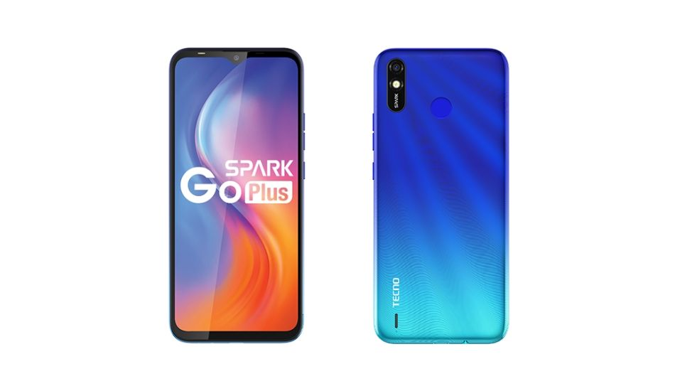 Tecno Spark Go Plus with 6.52-inch dot-notch display launched in India