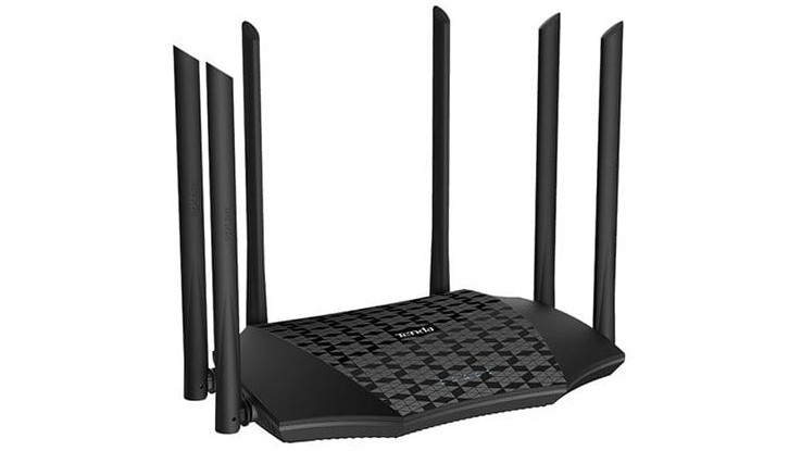 Tenda AC2100 Dual-Band Gigabit Wireless Router launched in India
